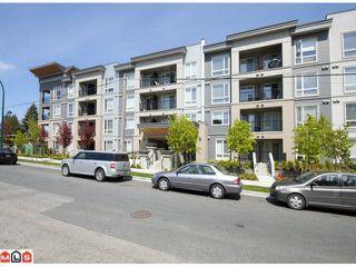 "Photo 1: 435 13321 102A Avenue in Surrey: Whalley Condo for sale in ""Agenda"" (North Surrey)  : MLS®# F1013916"