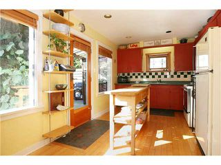 "Photo 6: 2872 TRINITY Street in Vancouver: Hastings East House for sale in ""HASTINGS EAST"" (Vancouver East)  : MLS®# V853763"
