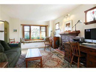 "Photo 3: 2872 TRINITY Street in Vancouver: Hastings East House for sale in ""HASTINGS EAST"" (Vancouver East)  : MLS®# V853763"