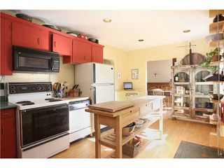 "Photo 5: 2872 TRINITY Street in Vancouver: Hastings East House for sale in ""HASTINGS EAST"" (Vancouver East)  : MLS®# V853763"