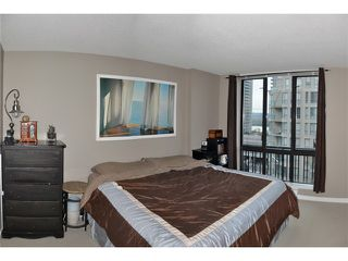 "Photo 4: 1107 833 AGNES Street in New Westminster: Downtown NW Condo for sale in ""THE NEWS"" : MLS®# V855240"