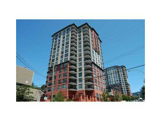 "Photo 1: 1107 833 AGNES Street in New Westminster: Downtown NW Condo for sale in ""THE NEWS"" : MLS®# V855240"