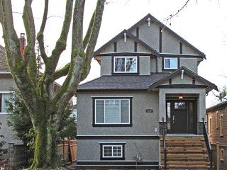 Photo 1: 638 W 19TH Avenue in Vancouver: Cambie House for sale (Vancouver West)  : MLS®# V868355