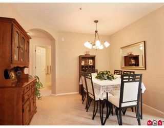 """Photo 4: 202 5568 201A Street in Langley: Langley City Condo for sale in """"Michaud Gardens"""" : MLS®# F2819276"""