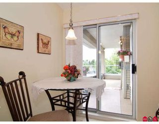 """Photo 5: 202 5568 201A Street in Langley: Langley City Condo for sale in """"Michaud Gardens"""" : MLS®# F2819276"""