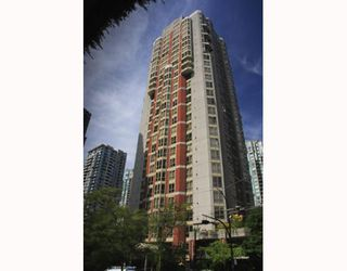 "Photo 1: 2803 867 HAMILTON Street in Vancouver: Downtown VW Condo for sale in ""JARDINE'S LOOKOUT"" (Vancouver West)  : MLS®# V782664"