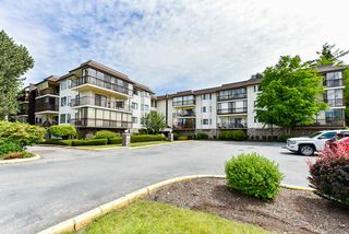 "Main Photo: 103 2414 CHURCH Street in Abbotsford: Abbotsford West Condo for sale in ""Autumn Terrace"" : MLS®# R2459530"