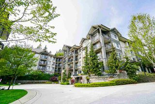 "Main Photo: 207 2969 WHISPER Way in Coquitlam: Westwood Plateau Condo for sale in ""Summerlin at Silver Springs"" : MLS®# R2471980"