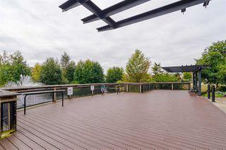 "Photo 35: 49 8355 DELSOM Way in Delta: Nordel Townhouse for sale in ""Spyglass"" (N. Delta)  : MLS®# R2494818"