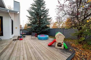Photo 45: 50 WAKINA Drive in Edmonton: Zone 22 House for sale : MLS®# E4218290