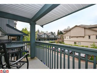 "Photo 9: 84 19250 65TH Avenue in Surrey: Clayton Townhouse for sale in ""SUNBERRY COURT"" (Cloverdale)  : MLS®# F1012417"
