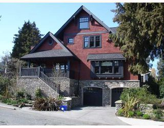 Photo 1: 1701 BLENHEIM Street in Vancouver: Kitsilano House 1/2 Duplex for sale (Vancouver West)  : MLS®# V730278