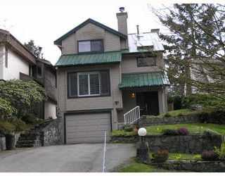 Photo 1: 967 CANYON Boulevard in North_Vancouver: Canyon Heights NV House for sale (North Vancouver)  : MLS®# V749305