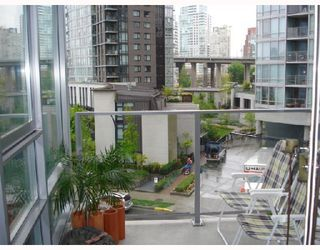 Photo 7: 503 1438 RICHARDS Street in Vancouver: False Creek North Condo for sale (Vancouver West)  : MLS®# V751605
