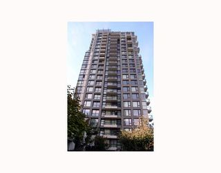 "Photo 1: 808 1295 RICHARDS Street in Vancouver: Downtown VW Condo for sale in ""OSCAR"" (Vancouver West)  : MLS®# V757058"