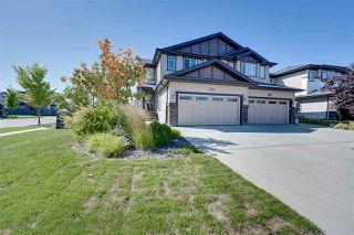 Main Photo: 3945 GALLINGER Loop in Edmonton: Zone 58 House Half Duplex for sale : MLS®# E4172681
