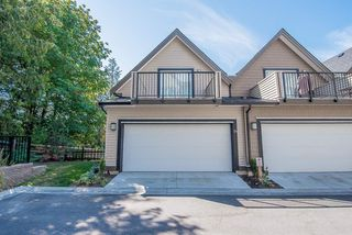"Photo 1: 24 14555 68 Avenue in Surrey: East Newton Townhouse for sale in ""Sync"" : MLS®# R2419586"
