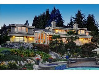 Photo 1: 875 KENWOOD Road in West Vancouver: Home for sale : MLS®# V981908