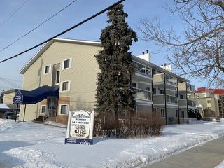 Photo 1: 103 10604 110 Avenue in Edmonton: Zone 08 Condo for sale : MLS®# E4185985