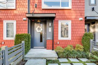 "Photo 1: 61 2310 RANGER Lane in Port Coquitlam: Riverwood Townhouse for sale in ""FREMONT BLUE BY MOSAIC"" : MLS®# R2433583"