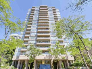"""Main Photo: 1208 9633 MANCHESTER Drive in Burnaby: Cariboo Condo for sale in """"Strathmore Towers"""" (Burnaby North)  : MLS®# R2436408"""