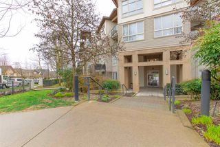 "Photo 1: 310 15918 26 Avenue in Surrey: Grandview Surrey Condo for sale in ""THE MORGAN"" (South Surrey White Rock)  : MLS®# R2444117"