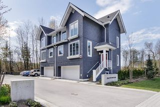 """Photo 3: 45 2560 PITT RIVER Road in Port Coquitlam: Mary Hill Townhouse for sale in """"HAVEN"""" : MLS®# R2475225"""