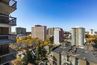 Photo 8: 1402 11027 87 Avenue in Edmonton: Zone 15 Condo for sale : MLS®# E4216707