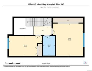 Photo 27: 107 824 S Island Hwy in : CR Campbell River Central Row/Townhouse for sale (Campbell River)  : MLS®# 858725