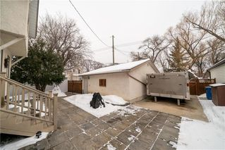 Photo 48: 166 Scotia Street in Winnipeg: Scotia Heights Residential for sale (4D)  : MLS®# 202100255