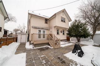 Photo 46: 166 Scotia Street in Winnipeg: Scotia Heights Residential for sale (4D)  : MLS®# 202100255