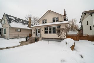 Photo 2: 166 Scotia Street in Winnipeg: Scotia Heights Residential for sale (4D)  : MLS®# 202100255