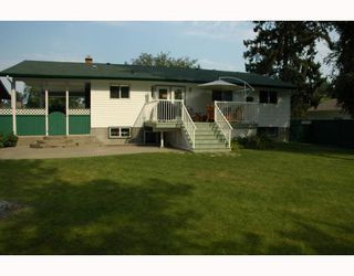 """Photo 10: 2813 MCGILL Crescent in Prince_George: Upper College House for sale in """"UPPER COLLEGE HEIGHTS"""" (PG City South (Zone 74))  : MLS®# N195466"""
