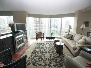Photo 1: 1501 889 HOMER Street in Vancouver: Downtown VW Condo for sale (Vancouver West)  : MLS®# V827262