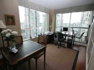 Photo 2: 1501 889 HOMER Street in Vancouver: Downtown VW Condo for sale (Vancouver West)  : MLS®# V827262