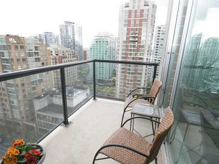 Photo 5: 1501 889 HOMER Street in Vancouver: Downtown VW Condo for sale (Vancouver West)  : MLS®# V827262