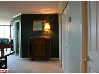 "Photo 2: 1206 3190 GLADWIN Road in Abbotsford: Central Abbotsford Condo for sale in ""REGENCY PARK"" : MLS®# F1020204"