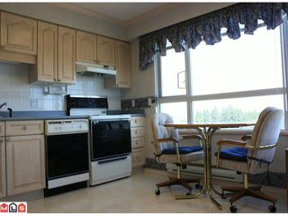 "Photo 5: 1206 3190 GLADWIN Road in Abbotsford: Central Abbotsford Condo for sale in ""REGENCY PARK"" : MLS®# F1020204"