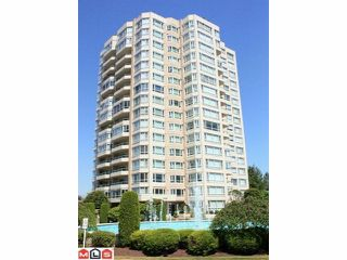 "Photo 1: 1206 3190 GLADWIN Road in Abbotsford: Central Abbotsford Condo for sale in ""REGENCY PARK"" : MLS®# F1020204"