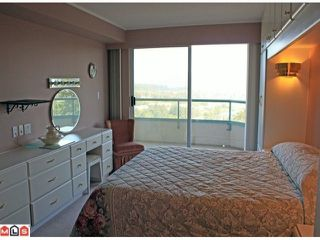 "Photo 6: 1206 3190 GLADWIN Road in Abbotsford: Central Abbotsford Condo for sale in ""REGENCY PARK"" : MLS®# F1020204"