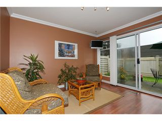 "Photo 5: 12 8540 BLUNDELL Road in Richmond: Garden City Townhouse for sale in ""CATALINA COURT"" : MLS®# V853733"