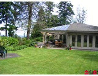 Photo 3: 2579 CRESCENT DR in White Rock: House for sale (Crescent Beach/Ocean Park)  : MLS®# F2612282