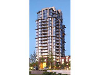 "Photo 1: 502 11 E ROYAL Avenue in New Westminster: Fraserview NW Condo for sale in ""VICTORIA HILL HIGHRISES"" : MLS®# V861147"