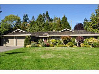 """Photo 1: 88 DEERFIELD Place in Tsawwassen: Pebble Hill House for sale in """"DEERFIELD"""" : MLS®# V863340"""