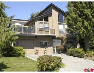 Photo 1: 1868 129A ST in White Rock: Crescent Bch Ocean Pk. House for sale (South Surrey White Rock)  : MLS®# F2617127
