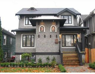 Photo 1: 3288 W 14TH Avenue in Vancouver: Kitsilano House for sale (Vancouver West)  : MLS®# V743874