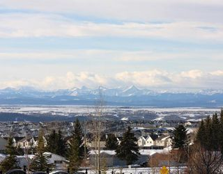 Photo 8: 447 ROCKY VISTA Gardens NW in CALGARY: Rocky Ridge Ranch Townhouse for sale (Calgary)  : MLS®# C3368573