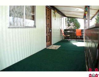 "Photo 6: 89 9950 WILSON Street in Mission: Stave Falls Manufactured Home for sale in ""Ruskin Place"" : MLS®# F2905229"