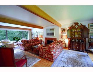 Photo 4: 610 SOUTHBOROUGH Drive in West_Vancouver: British Properties House for sale (West Vancouver)  : MLS®# V777094