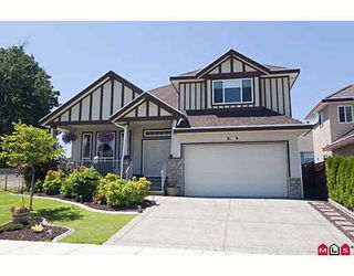 Photo 1: 6215 164A Street in Surrey: Cloverdale BC House for sale (Cloverdale)  : MLS®# F2915837